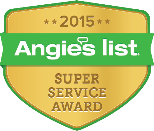 angies list super service award winner